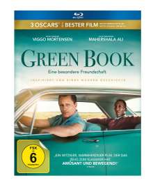 Green Book (Blu-ray), Blu-ray Disc