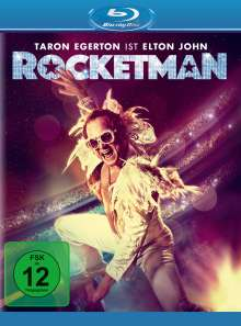 Rocketman (Blu-ray), Blu-ray Disc