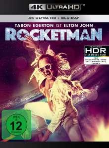 Rocketman (Ultra HD Blu-ray & Blu-ray), 2 Ultra HD Blu-rays