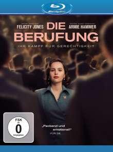 Die Berufung - Ihr Kampf um Gerechtigkeit (Blu-ray), Blu-ray Disc