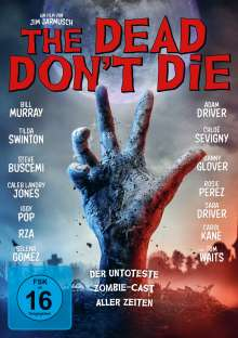 The Dead Don't Die, DVD