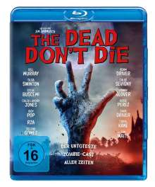 The Dead Don't Die (Blu-ray), Blu-ray Disc