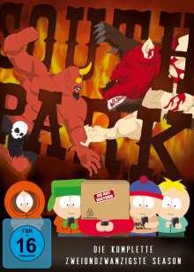 South Park Season 22, 2 DVDs