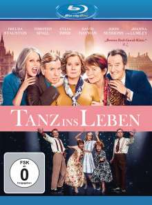 Tanz ins Leben (Blu-ray), Blu-ray Disc