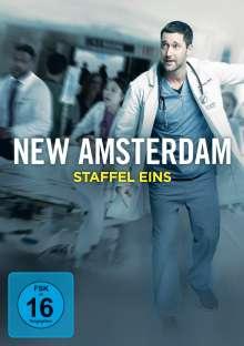 New Amsterdam Staffel 1, 6 DVDs