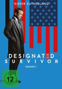 Designated Survivor Staffel 1, 6 DVDs