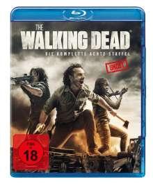 The Walking Dead Staffel 8 (Blu-ray), 6 Blu-ray Discs