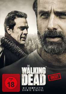 The Walking Dead Staffel 7, 6 DVDs