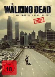 The Walking Dead Staffel 1, 2 DVDs