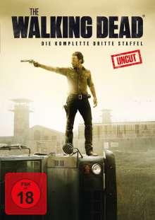 The Walking Dead Staffel 3, 5 DVDs