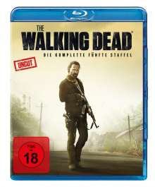 The Walking Dead Staffel 5 (Blu-ray), 5 Blu-ray Discs