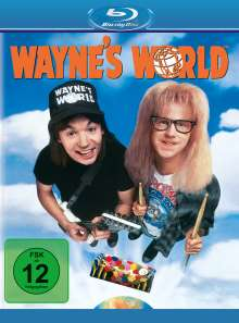 Wayne's World (Blu-ray), Blu-ray Disc