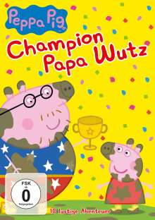 Peppa Pig Vol. 13: Champion Papa Wutz, DVD