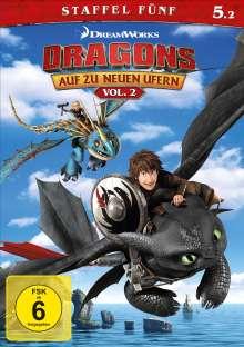 Dragons - Auf zu neuen Ufern Staffel 5 Vol. 2, DVD