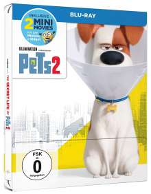 Pets 2 (Blu-ray im Steelbook), Blu-ray Disc
