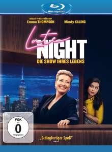 Late Night (Blu-ray), Blu-ray Disc