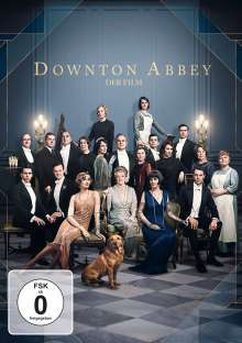 Downton Abbey - Der Film, DVD