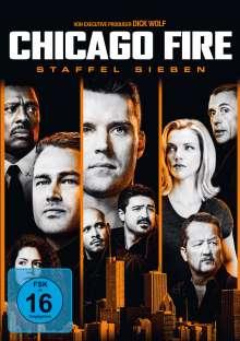 Chicago Fire Season 7, 6 DVDs