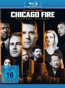 Chicago Fire Season 7 (Blu-ray), 6 Blu-ray Discs