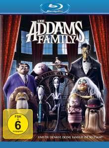 Die Addams Family (2019) (Blu-ray), Blu-ray Disc