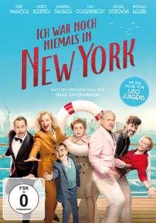 Ich war noch niemals in New York, DVD
