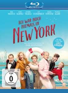 Ich war noch niemals in New York (Blu-ray), Blu-ray Disc