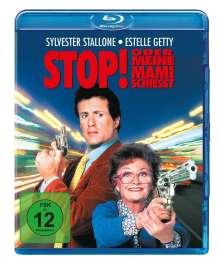 Stop! Oder meine Mami schiesst (Blu-ray), Blu-ray Disc