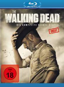 The Walking Dead Staffel 9 (Blu-ray), 6 Blu-ray Discs