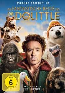 Die fantastische Reise des Dr. Dolittle, DVD