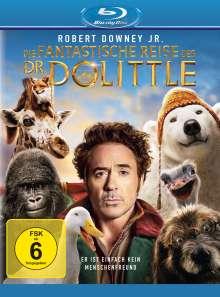 Die fantastische Reise des Dr. Dolittle (Blu-ray), Blu-ray Disc