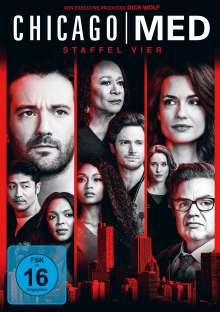 Chicago Med Season 4, 6 DVDs