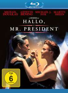Hallo, Mr. President (Blu-ray), Blu-ray Disc