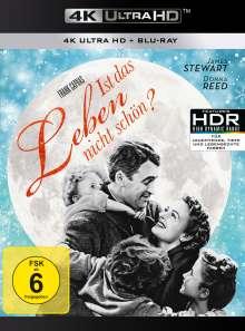 Ist das Leben nicht schön? (Ultra HD Blu-ray & Blu-ray), 1 Ultra HD Blu-ray und 1 Blu-ray Disc