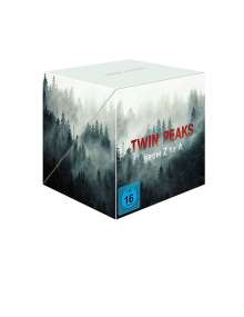 Twin Peaks from Z to A (Limited Deluxe Edition) (Blu-ray), 21 Blu-ray Discs