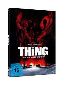 The Thing (Blu-ray & DVD im Mediabook #Edwards), 3 Blu-ray Discs