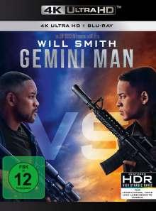 Gemini Man (Ultra HD Blu-ray & Blu-ray), 2 Ultra HD Blu-rays
