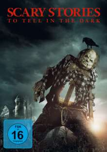 Scary Stories to tell in the Dark, DVD