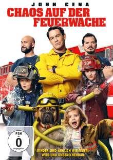 Chaos auf der Feuerwache, DVD