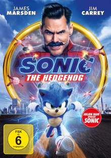 Sonic the Hedgehog, DVD