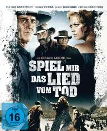 Spiel mir das Lied vom Tod (Blu-ray & DVD im Digibook), 1 Blu-ray Disc und 1 DVD