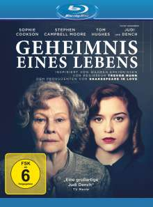 Geheimnis eines Lebens (Blu-ray), Blu-ray Disc