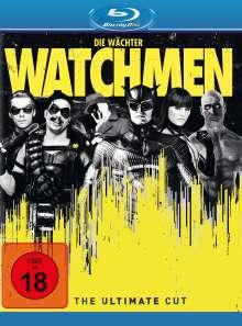 Watchmen - Die Wächter (Ultimate Cut) (Blu-ray), Blu-ray Disc