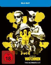 Watchmen - Die Wächter (Ultimate Cut) (Blu-ray im Steelbook), Blu-ray Disc