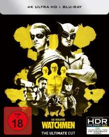 Watchmen - Die Wächter (Ultimate Cut) (Ultra HD Blu-ray & Blu-ray im Steelbook), 2 Ultra HD Blu-rays