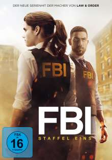 FBI Staffel 1, 5 DVDs