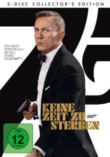 James Bond: Keine Zeit zu sterben, DVD