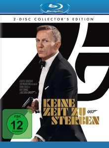 James Bond: Keine Zeit zu sterben (Blu-ray), Blu-ray Disc