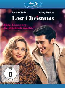 Last Christmas (Blu-ray), Blu-ray Disc