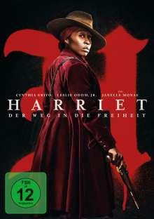 Harriet, DVD
