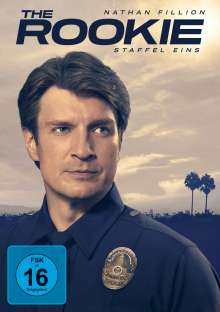 The Rookie Staffel 1, 5 DVDs